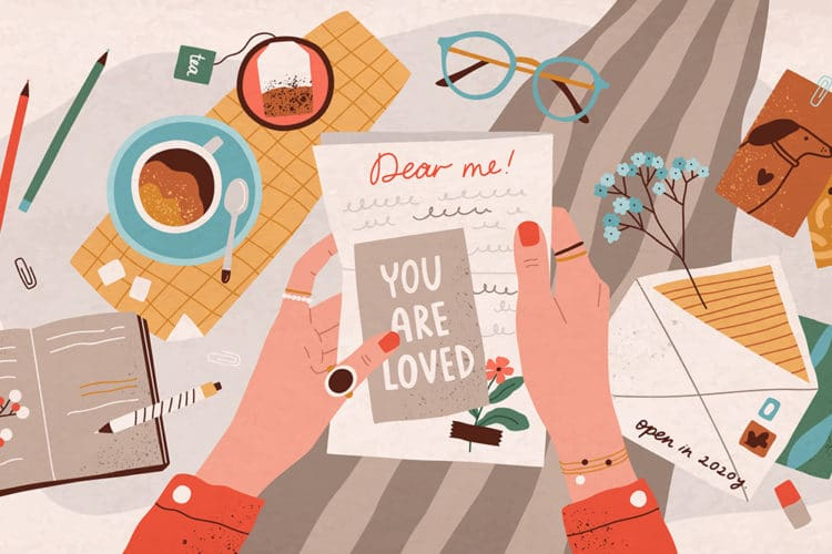 The Power of Writing a Letter to Your Future Self
